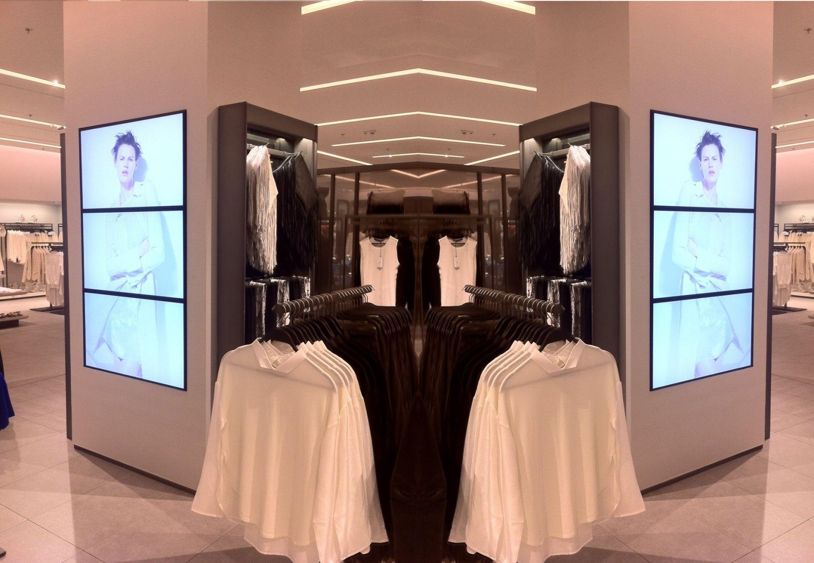 Магазины Zara в Москве