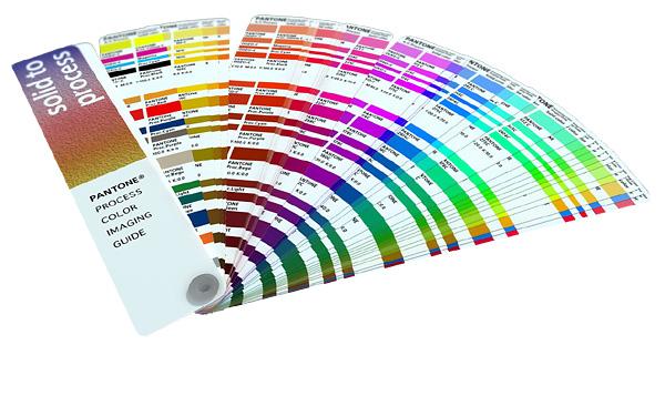 Пантоник для определения цветотипа